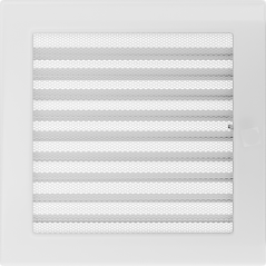 фото Решетка белая 22х22 жалюзи