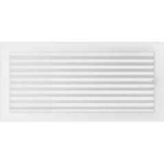 фото Решетка белая 22х45 жалюзи