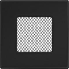 фото Решетка черная 11х11