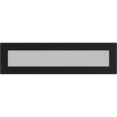 фото Решетка черная 11х42