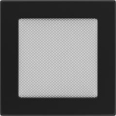 фото Решетка черная 17х17