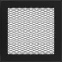 фото Решетка черная 22х22
