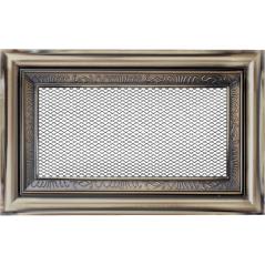 Вентиляционная решетка KRATKI рустикальная 11х24