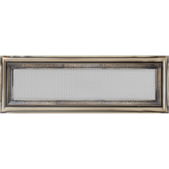 Вентиляционная решетка KRATKI рустикальная 11х32