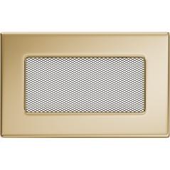 Вентиляционная решетка KRATKI позолота 11Х17