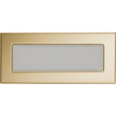 Вентиляционная решетка KRATKI позолота 11Х24