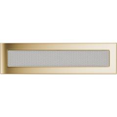 Вентиляционная решетка KRATKI позолота 11Х42