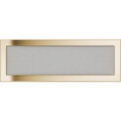 Вентиляционная решетка KRATKI позолота 17Х49