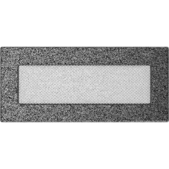 фото Решетка черно-серебряная 11x32