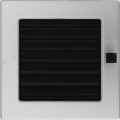 фото Решетка шлифованная 17х17 жалюзи