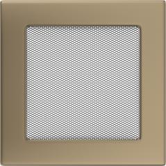 фото Решетка золото гальваническое 17х17