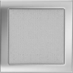 Вентиляционная решетка KRATKI никель 22Х22