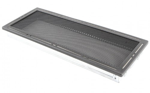 Вентиляционная решетка TREND графит 16х45
