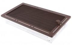 Вентиляционная решетка TREND бронза brokatowy 16х32 жалюзи