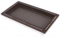 Вентиляционная решетка TREND бронза brokatowy 16х32
