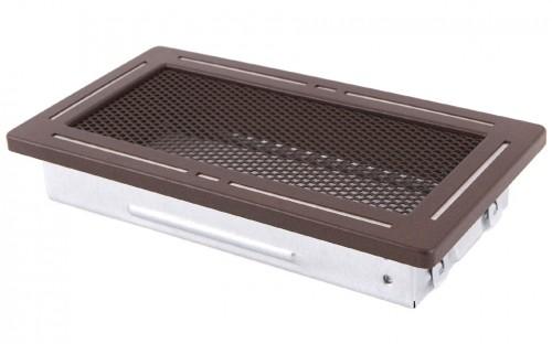 Вентиляционная решетка TREND бронза brokatowy 10х20