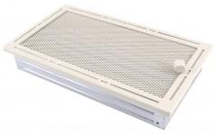 Вентиляционная решетка TREND крем brokatowy 16х32 жалюзи