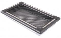 Вентиляционная решетка EXCLUSIVE графит/нержавейка 16х32