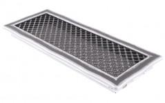 Вентиляционная решетка DECO серебряная патина 16х45