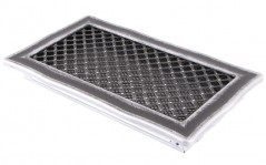 Вентиляционная решетка DECO серебряная патина 16х32