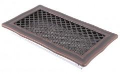 фото Вентиляционная решетка DECO медная патина 16х32