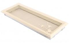 Вентиляционная решетка RETRO слоновая кость 16х45