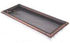 Вентиляционная решетка RETRO медная патина 16х45