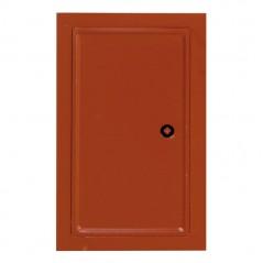 Дверка для чистки красная 155х290 мм