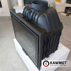 Каминная топка KAWMET Premium F24 Dekor (14 kw)