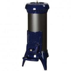 Чугунная печь INVICTA SOREL синяя эмаль