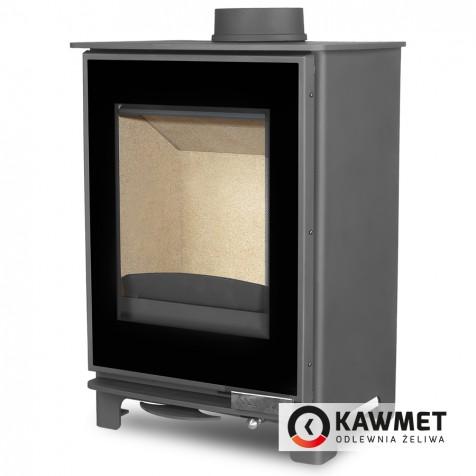 Чугунная печь KAWMET Premium S17 (P5) Dekor (4.9 kw)