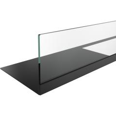 Стекло для биокамина JULIET 1100 (комплект стекло и подставка)