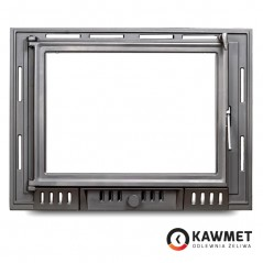 фото Дверцы для каминной топки KAWMET W6 515X685