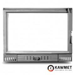 фото Дверцы для каминной топки KAWMET W1 530x680