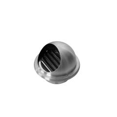 Воздухозаборник округлый Ø125