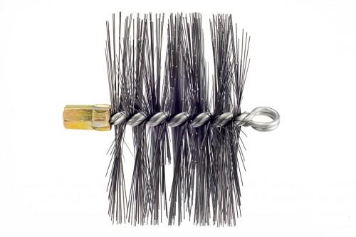 Щетка металлическая для чистки дымохода Savent