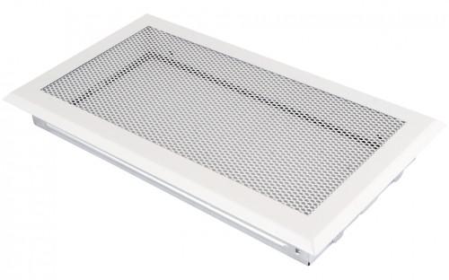 Вентиляционная решетка белая 16х32