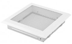 Вентиляционная решетка белая 16х16