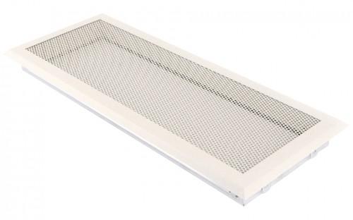 Вентиляционная решетка крем brokatowy 16х45