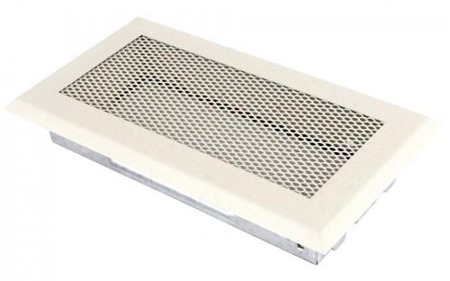 Вентиляционная решетка крем brokatowy 10х20