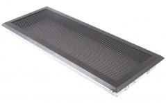 Вентиляционная решетка графит 16х45