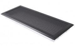 Вентиляционная решетка черная матовая 16х45
