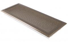 Вентиляционная решетка старое золото 16х45