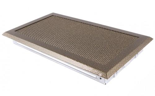 Вентиляционная решетка старое золото 16х32