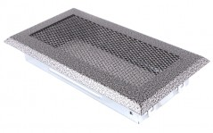 Вентиляционная решетка старое серебро 10х20