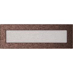 Вентиляционная решетка KRATKI медная 11х32