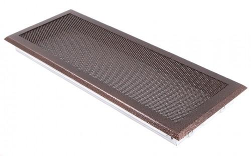 Вентиляционная решетка старая медь 16х45