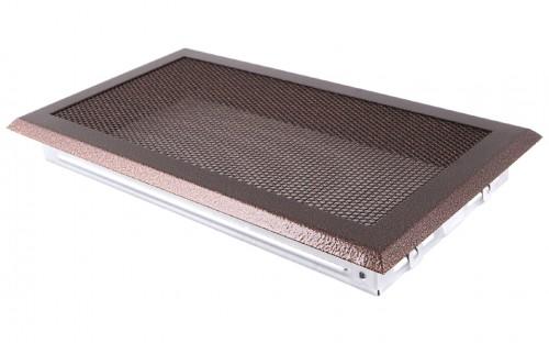 Вентиляционная решетка старая медь 16х32