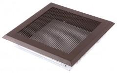 Вентиляционная решетка бронза brokatowy 16х16