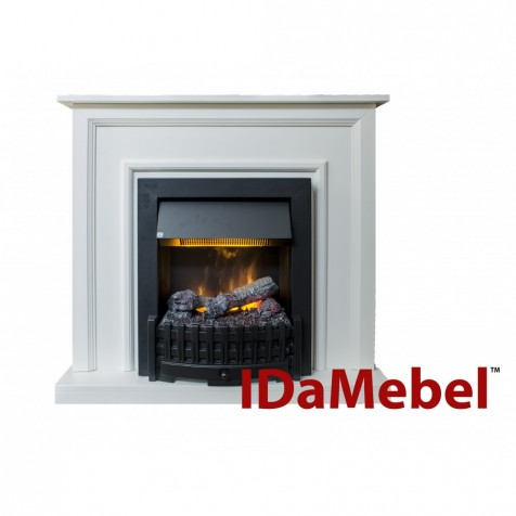 Каминокомплект IDaMebel Adele Danville Black